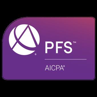 AICPA's Personal Financial Specialist (PFS™)